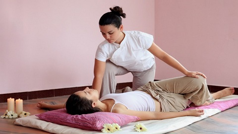 Learn the Art of Thai Massage